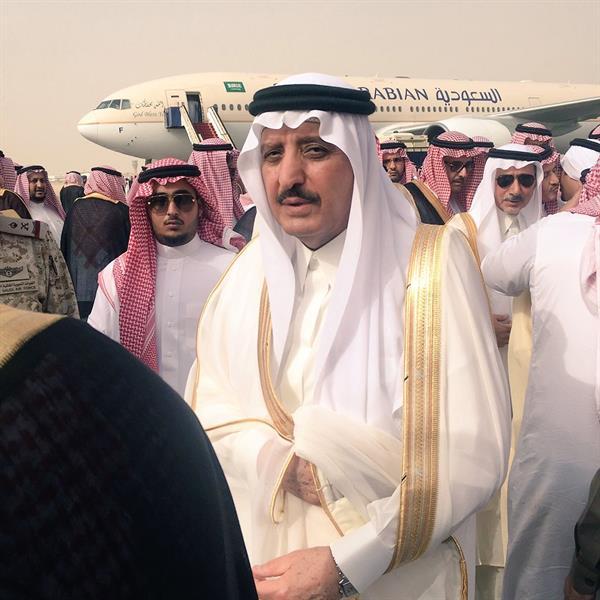 وفاة الامير عبدالرحمن بن عبدالعزيز