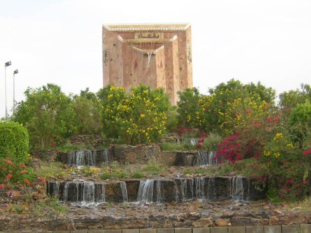 أماكن سياحية من مدينة بقعاء التابعة لمنطقة حائل