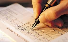 الشيك ورقة مالية  أصبحت خيار الكثير ونظرة على المواد 118 و119 و120 من نظام الأوراق التجارية