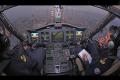 لقطات نادرة للحظة إفطار رجال طيران الأمن فوق الحرم المكي