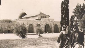 الآثار العثمانية في القدس