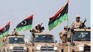 القيادة العامة للجيش الليبي تعلن وقف إطلاق النار