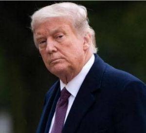 الرئيس الامريكي دونالد ترامب مصاب بفيروس كرونا ولا تطرق لكيفية علاجه