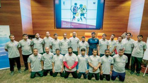الاتحاد الإنجليزي يجهز مدربي دوري المدارس السعودية