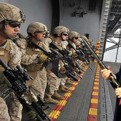 مخطط العمليات العسكرية للجيش الأمريكي في اليمن